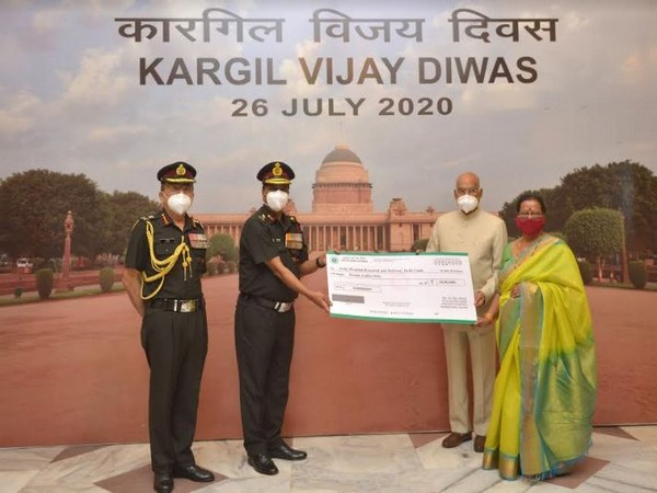 Funds to be used to procure air filtering equipment for corona warriors [Photo/ANI]