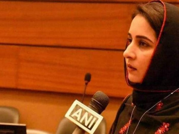 Slain human rights activist Karima Baloch