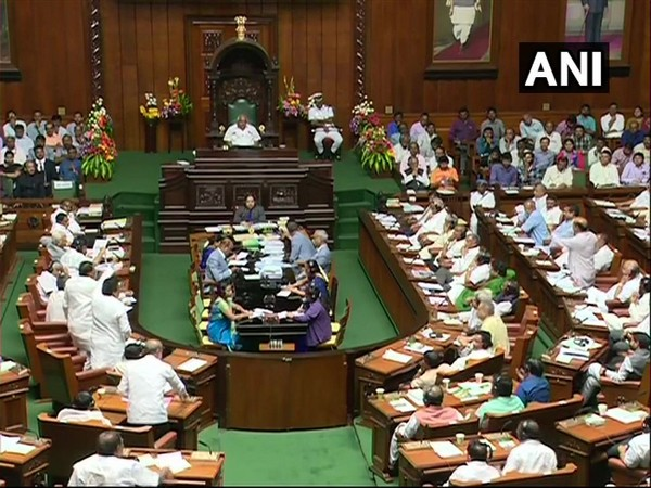 Karnataka Assembly (file Pic)