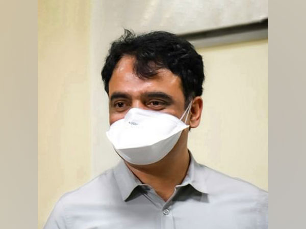 Karnataka Minister for Science and Technology Ashwathnarayan CN (Photo/ANI)