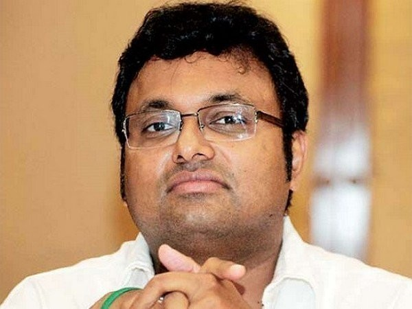 Karti Chidambaram was recently elected to Lok Sabha from Sivaganga in Tamil Nadu. (File photo)