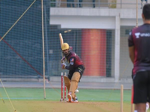 KKR batsman Karun Nair (Image: KKR's twitter)