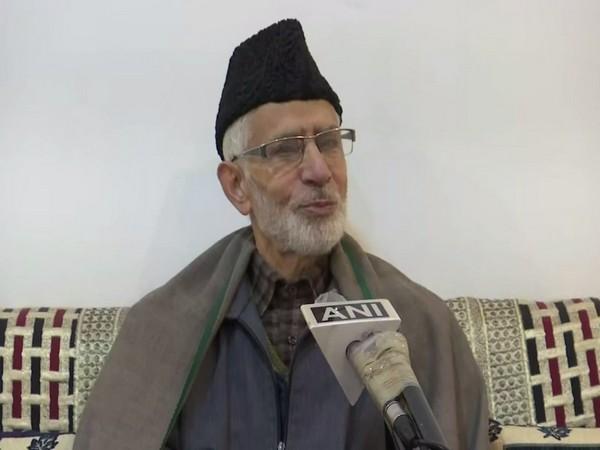 Poet and historian Zareef Ahmad Zareef speaking to ANI.