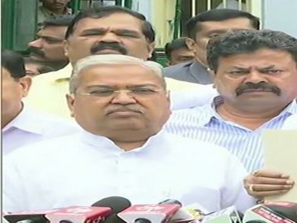 Deputy chief minister (DCM) Govind M Karajol [File Photo/ANI]