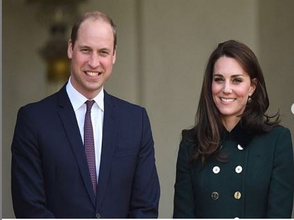 Prince Williams and Kate Middleton (Image courtesy: Instagram)