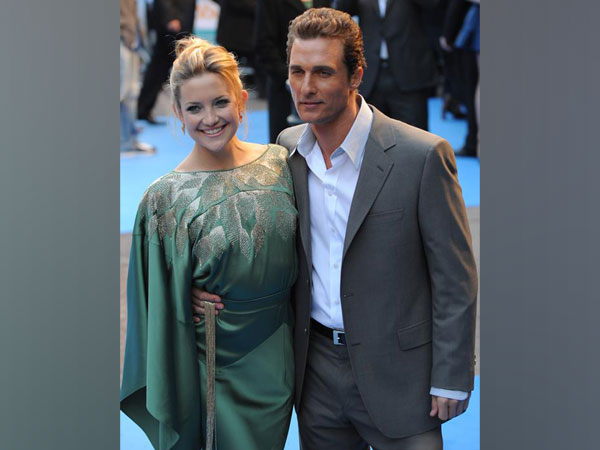 Star cast of 'How To Lose A Guy In 10 Days' -- Kate Hudson and Matthew McConaughey