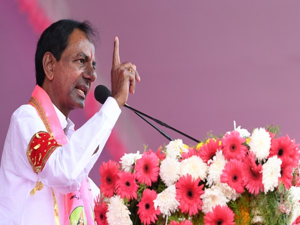Chief Minister of Telangana K. Chandrasekhar Rao