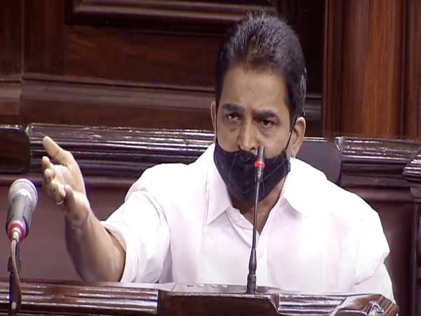 Congress MP KC Venugopal (File photo)