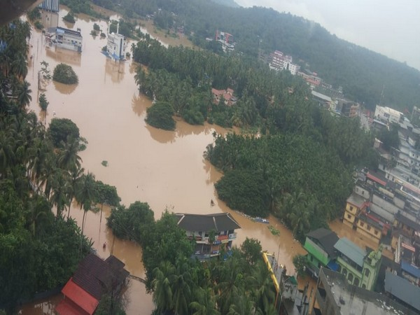 Rains caused by heavy rain wreck havoc in several parts of Kerala. (File photo)