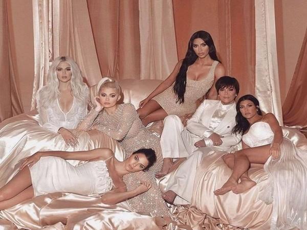 The Kardashians and Jenner clan