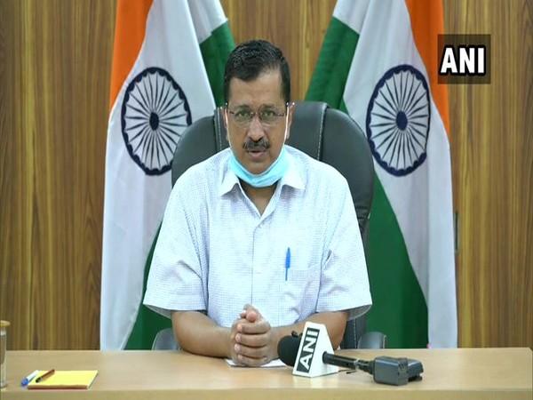 Delhi Chief Minister Arvind Kejriwal. (File Photo/ANI)