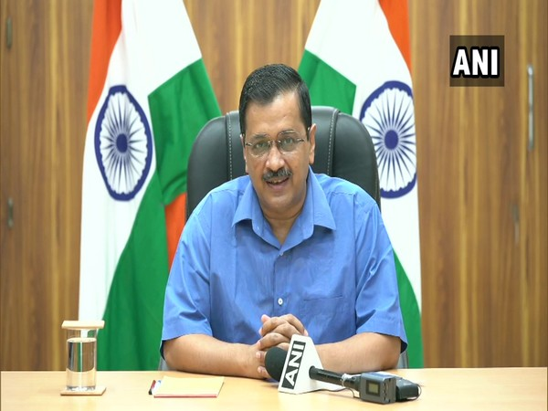 Delhi Chief Minister Arvind Kejriwal (File photo/ANI)