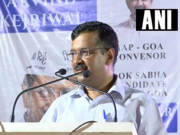 Delhi Chief Minister and AAP convener Arvind Kejriwal