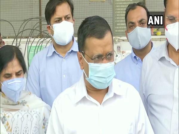 Delhi Chief Minister Arvind Kejriwal. (Photo/ ANI)