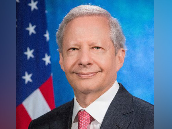US Ambassador to India Kenneth I Juster