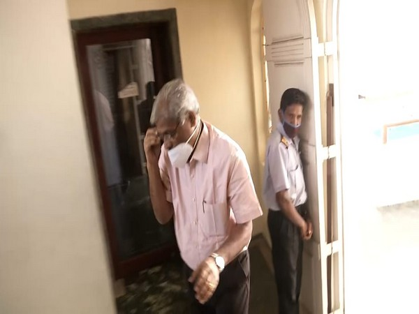 Raveendran, additional private secretary of Kerala Chief Minister.