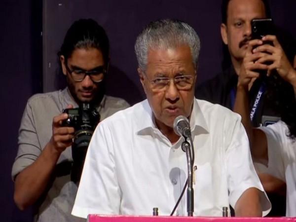 Kerala Chief Minister Pinarayi Vijayan ANI/File Photo
