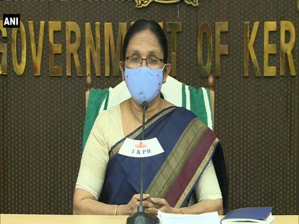 Kerala Health Minister KK Shailaja. (File photo)