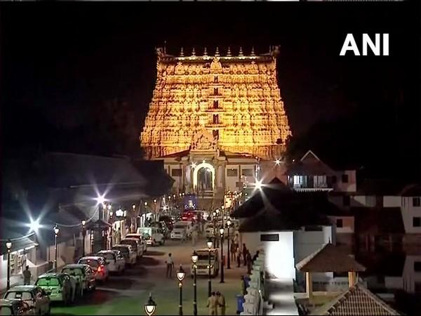 Sree Padmanabhaswamy Temple (File Photo)