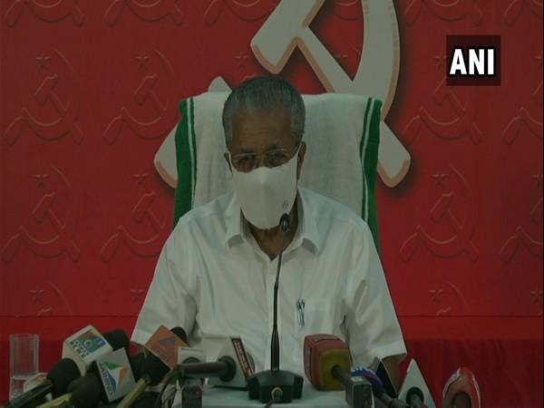 Kerala Chief Minister Pinarayi Vijayan (Photo/ ANI)