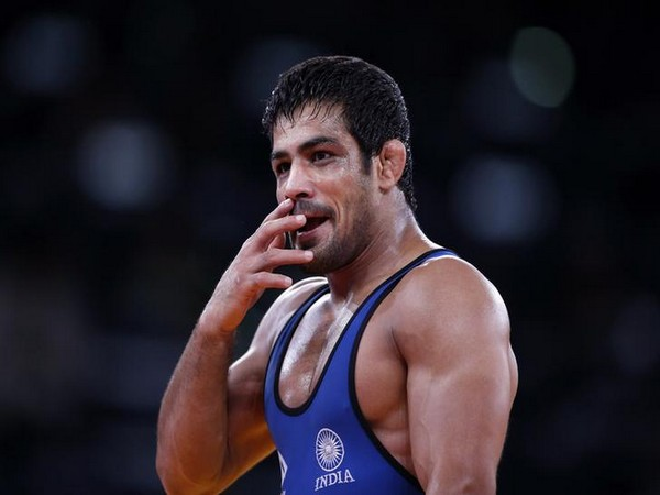 Wrestler Sushil Kumar (file pic/ANI).