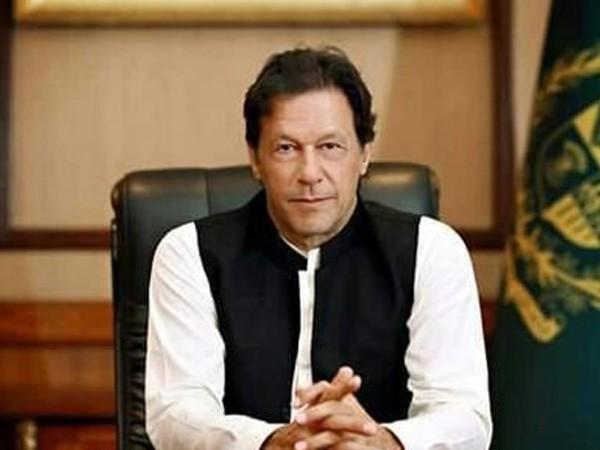 Prime Minister of Pakistan Imran Khan. (File photo)