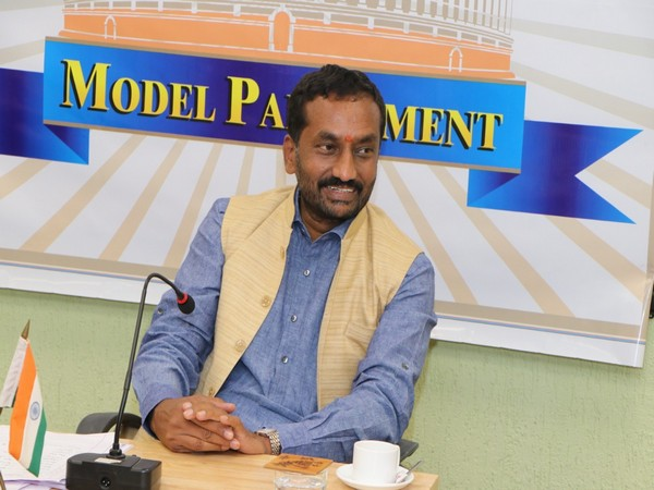 Telangana's Bharatiya Janata Party MLA Raghunandan Rao (Photo/Twitter)