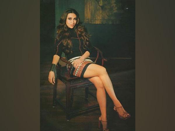 Karisma Kapoor (Image courtesy: Instagram)