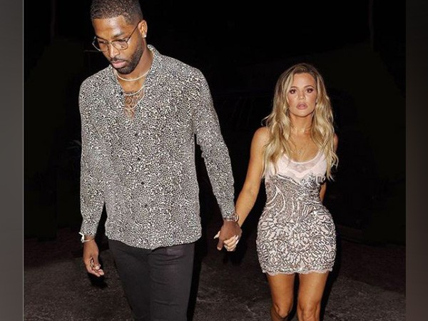 Tristan Thompson and Khloe Kardashian, Image courtesy: Instagram