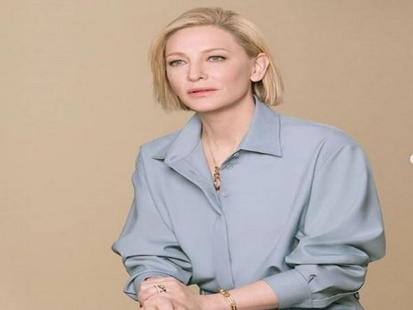 Cate Blanchett (Image courtesy: Instagram)