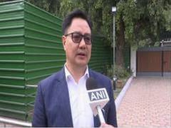 Union Minister of Youth Affairs and Sports Kiren Rijiju (File photo)