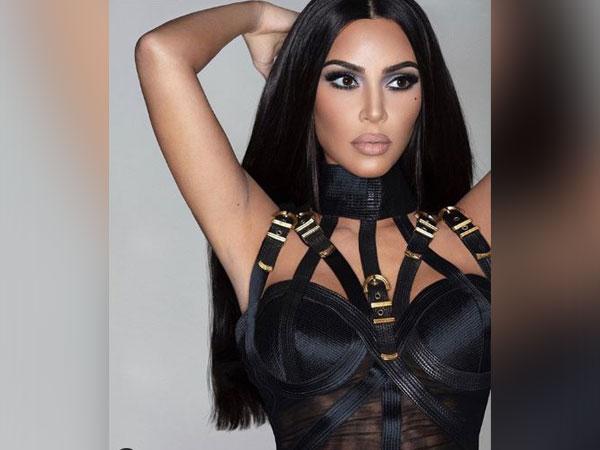Kim Kardashian (Image courtesy: Instagram)