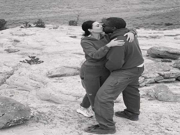 Kim Kardashian and Kanye West (Image courtesy: Instagram)
