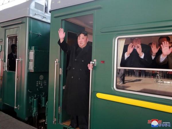 Kim Jong-un departing for Hanoi Summit in February