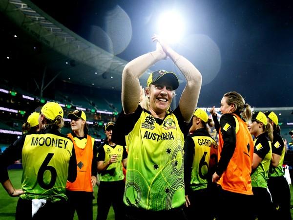 Australia pacer Delissa Kimmince (Photo/ ICC twitter)