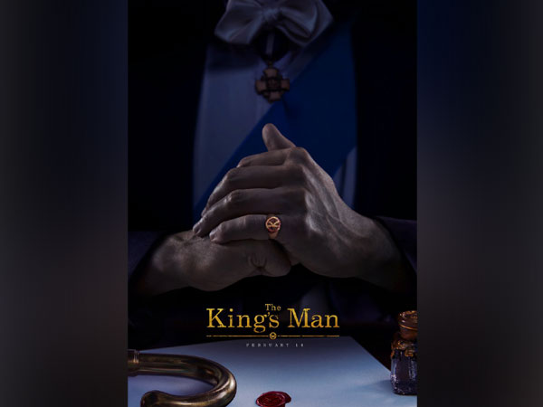 Poster of 'The King's Man', Image courtesy: Instagram