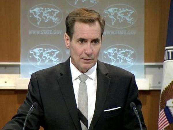 US Defense Department Press Secretary John Kirby