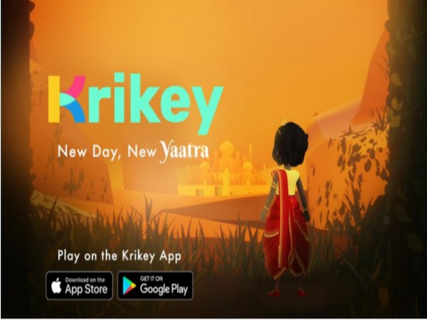 Krikey is now available for free on the IOS App Store and Google Play Store.