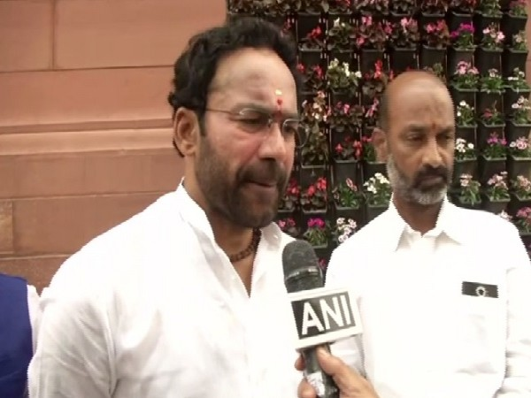Union Minister of State (MoS) for Home, G Kishan Reddy (File Photo)