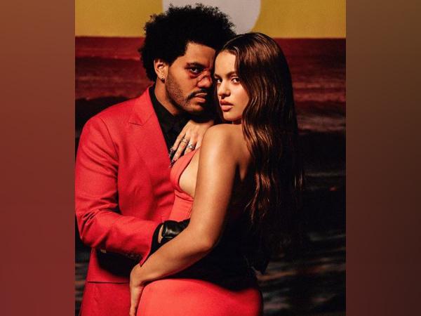 The Weeknd, Rosalia (Image courtesy: Instagram)