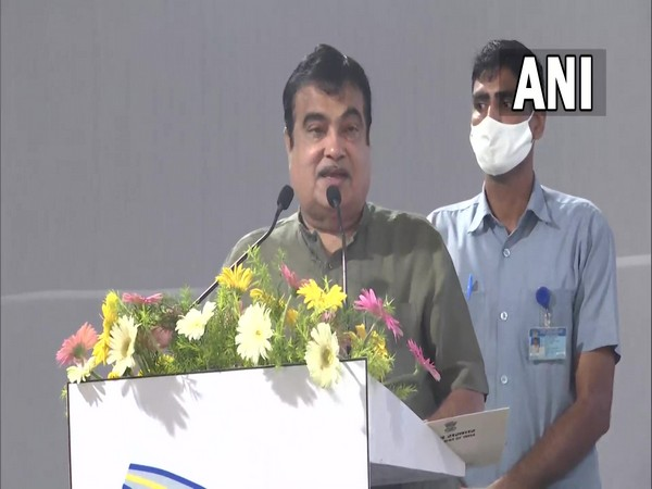 Union Minister for Road Transport and Highways Nitin Gadkari. (Photo/ANI)