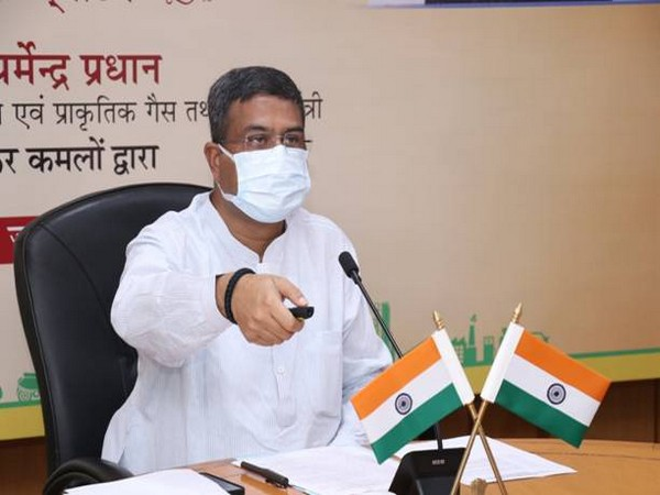 Union Minister for Petroleum and Natural Gas and Steel, Dharmendra Pradhan (Photo/PIB)