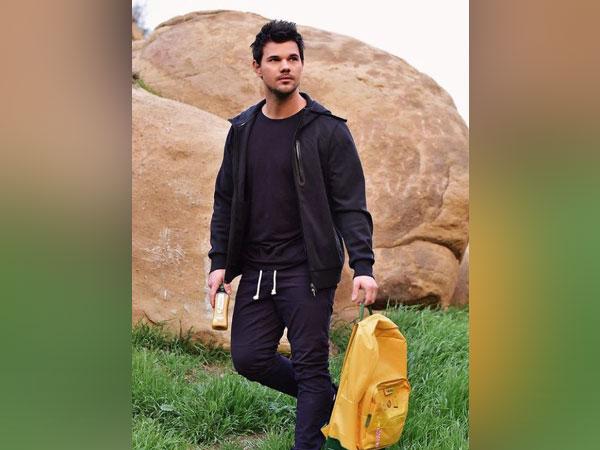 Taylor Lautner (Image Source: Instagram)