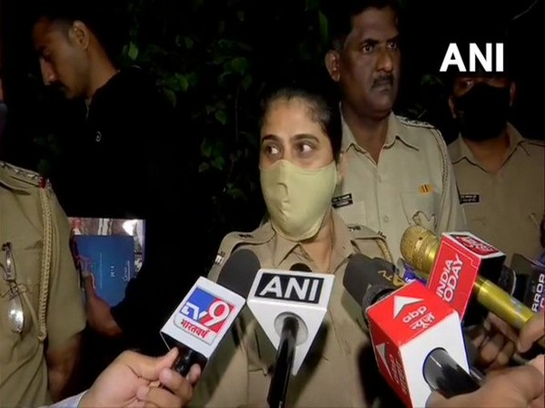 Namrata Patil, Deputy Commissioner of Police (DCP), Zone 5 (File Photo)