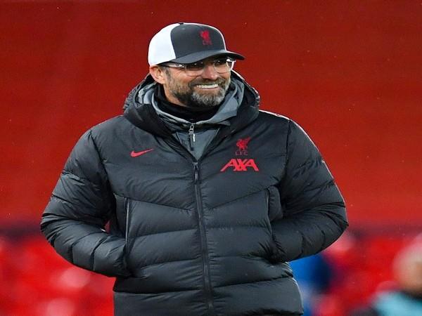 Liverpool coach Jurgen Klopp (file image)