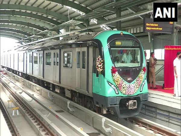 Kerala Chief Minister Pinarayi Vijayan on Monday inaugurated the final stretch of the Phase-I construction of the Kochi Metro via video conferencing.