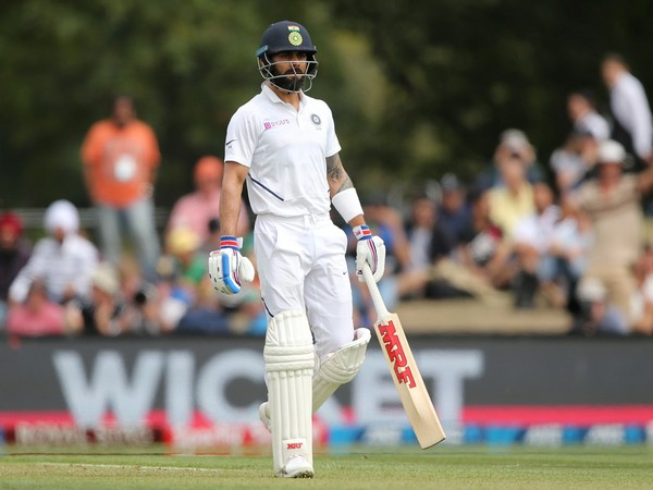 India skipper Virat Kohli (file image)