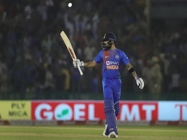 India skipper Virat Kohli (Photo BCCI Twitter)