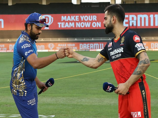 MI captain Rohit Sharma and RCB skipper Virat Kohli (Image: iplt20.com)