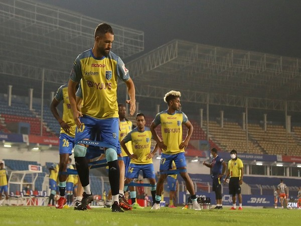 Kerala Blasters will look to improve in the game against Bengaluru FC (Image: ISL)